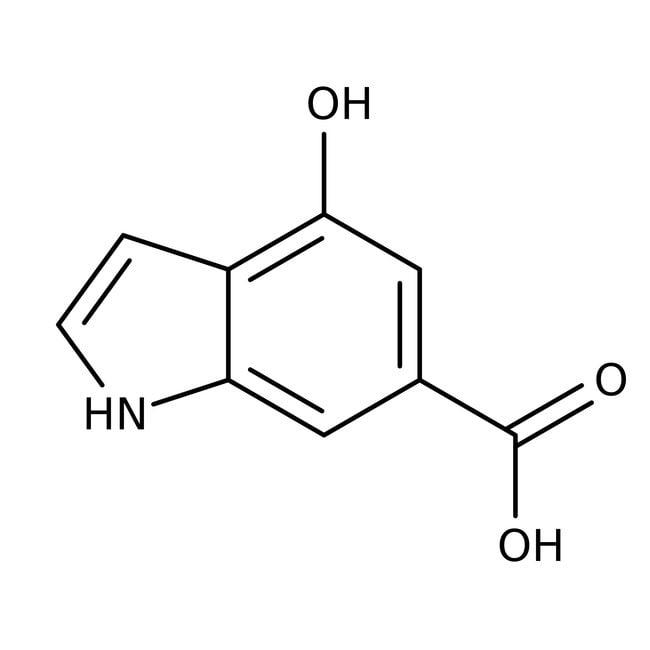 Alfa Aesar  4-Hydroxyindole-6-carboxylic acid, 97%