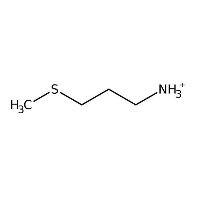 3-(Methylthio)propylamine, 97%, ACROS Organics™