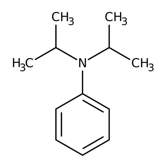 Alfa Aesar™N,N-Diisopropylaniline, 97% 1g Alfa Aesar™N,N-Diisopropylaniline, 97%