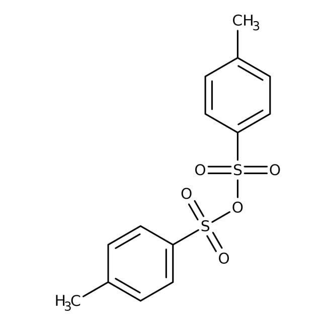 p-Toluenesulfonic anhydride, 95%, ACROS Organics™ 25g; Glass bottle p-Toluenesulfonic anhydride, 95%, ACROS Organics™