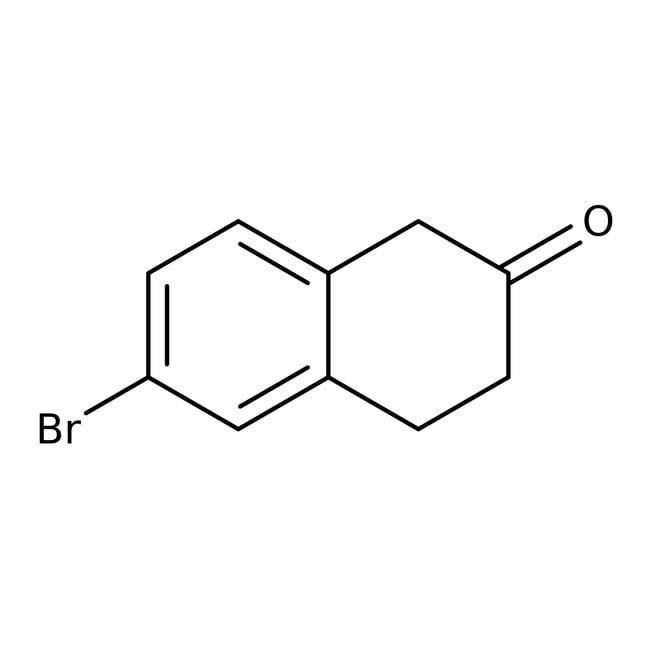6-Bromo-2-tetralone, 98%, ACROS Organics™
