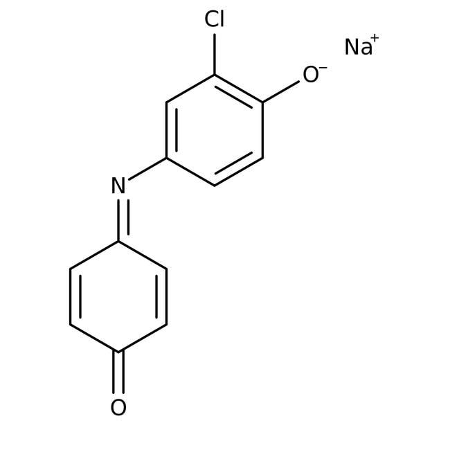 3′-Chloroindophenol Sodium Salt [Redox Indicator], TCI America™