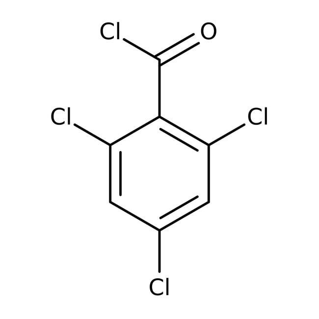 2,4,6-Trichlorobenzoyl chloride, 98%, ACROS Organics