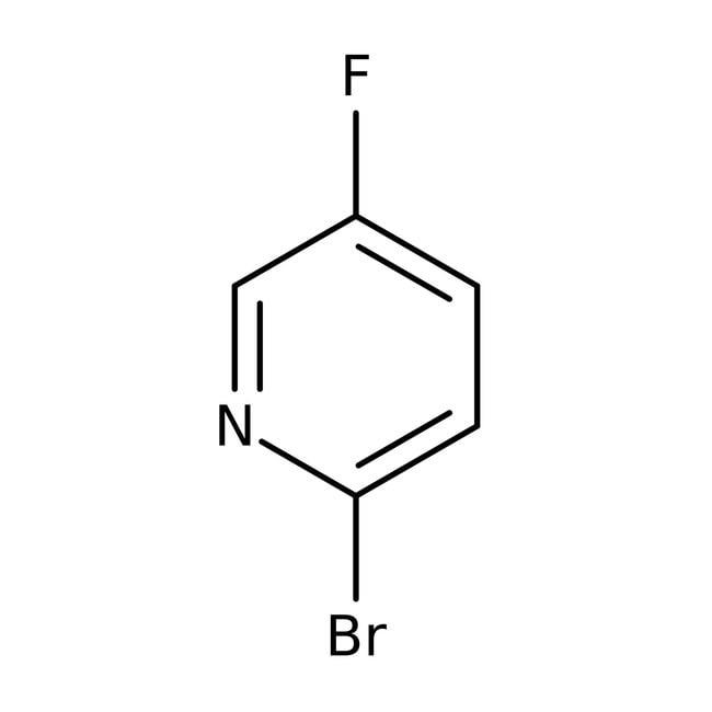 2-Brom-5-fluorpyridin, 98%, ACROS Organics™ 5 g-Glasflasche 2-Brom-5-fluorpyridin, 98%, ACROS Organics™