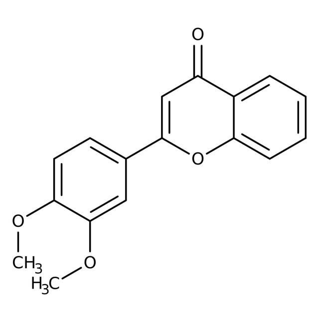 Alfa Aesar™3',4'-Dimethoxyflavone, 97%