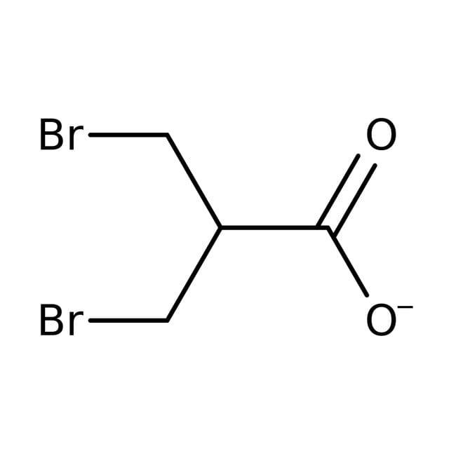 3-Bromo-2-(bromomethyl)propionic acid, 97%, ACROS Organics