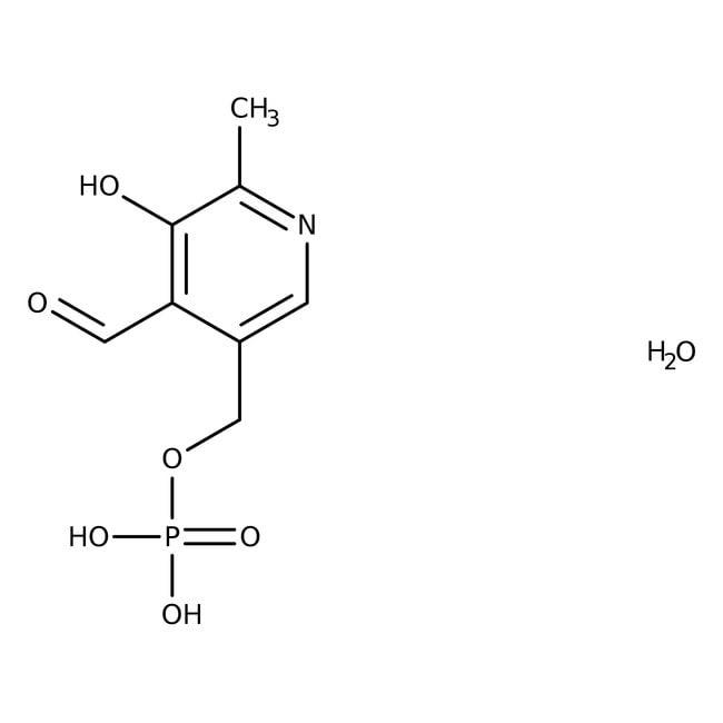 Pyridoxal 5-phosphate monohydrate, 99%, ACROS Organics™