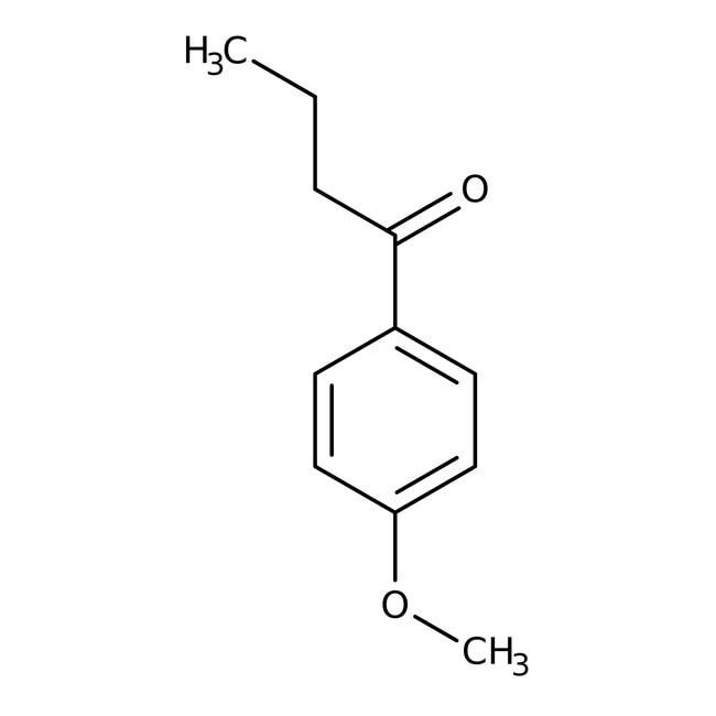 4′-Methoxybutyrophenone 98.0+%, TCI America™