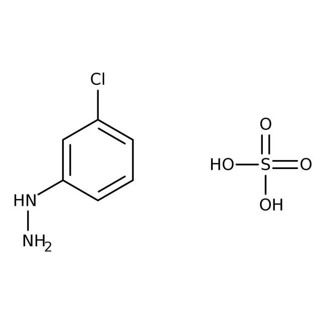 3-Chlorophenylhydrazine Sulfate 98.0 %, TCI America