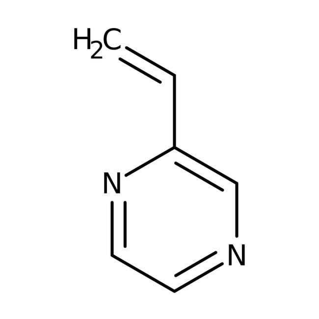 2-Vinylpyrazine, 98%, stabilized, ACROS Organics