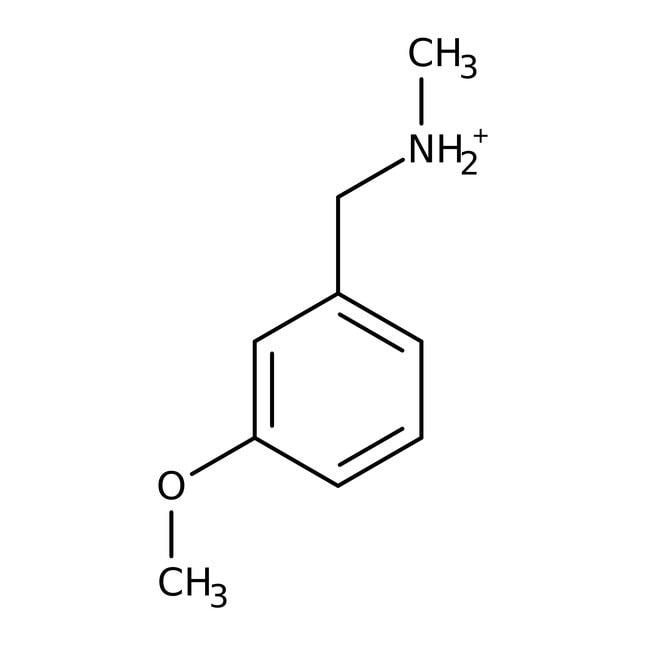 Alfa Aesar™3-Methoxy-N-methylbenzylamine, 97%