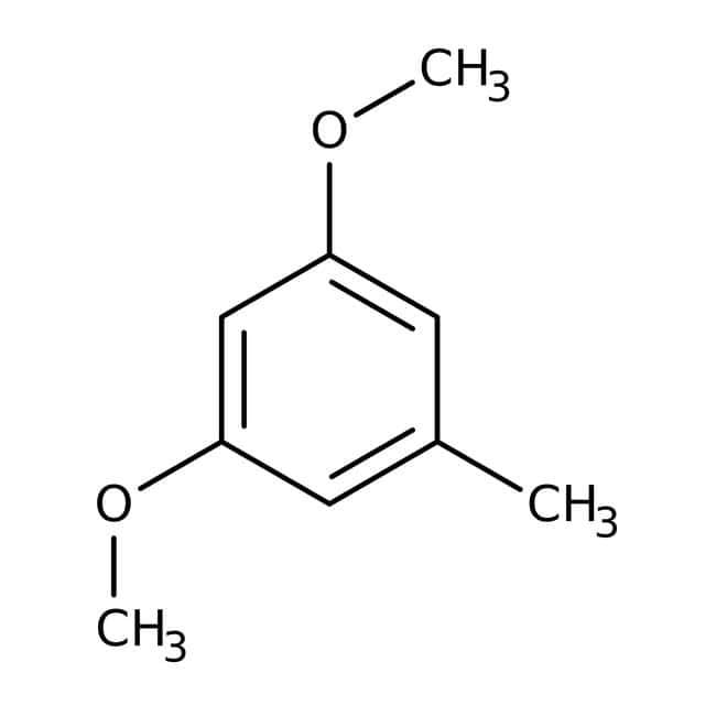 Alfa Aesar™3,5-Diméthoxytoluène, 98% 5g Alfa Aesar™3,5-Diméthoxytoluène, 98%