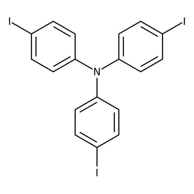 Tris(4-iodophenyl)amine 98%, ACROS Organics