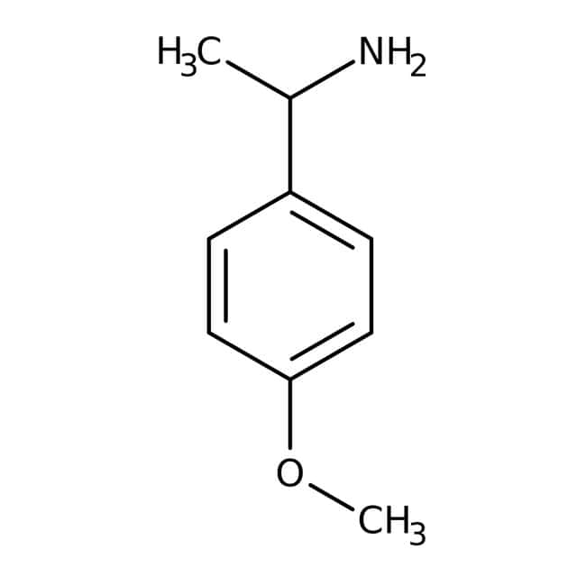 (S)-(-)-1-(4-Methoxyphenyl)ethylamine 98.0+%, TCI America™