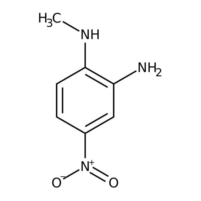 N1-Methyl-4-nitro-1,2-phenylenediamine 98.0+%, TCI America™