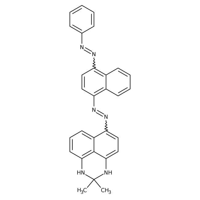 Sudan Black B, high purity biological stain, ACROS Organics