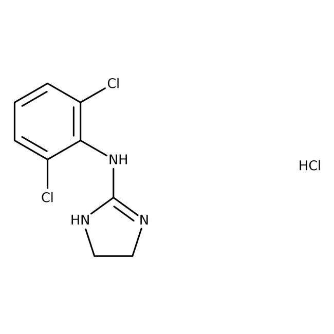 2-(2,6-Dichloroanilino)-2-imidazoline Hydrochloride 98.0 %, TCI America