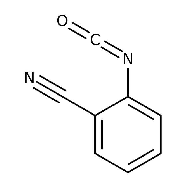 2-Isocyanatobenzonitrile, 97%, Maybridge™ 5g 2-Isocyanatobenzonitrile, 97%, Maybridge™