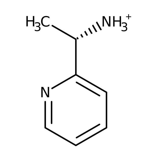 Alfa Aesar™1-(2-pyridyl)éthylamine, 96% 250mg Alfa Aesar™1-(2-pyridyl)éthylamine, 96%