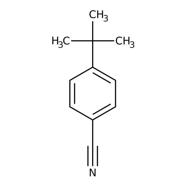 4-tert-Butylbenzonitrile 98.0+%, TCI America™