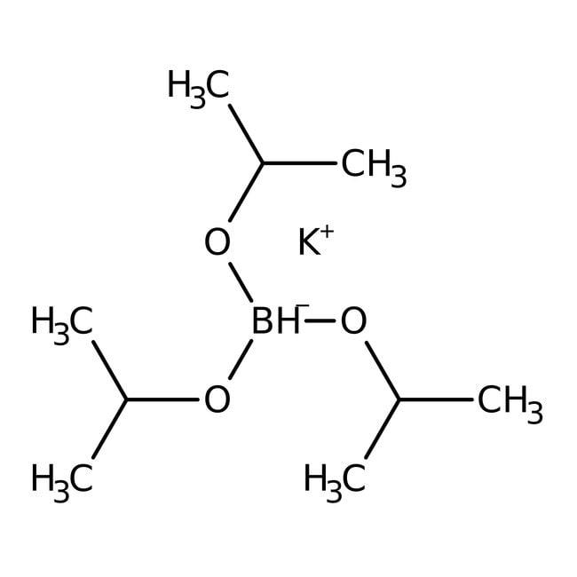 Potassium triisopropoxyborohydride, 1M solution in THF, AcroSeal , ACROS Organics