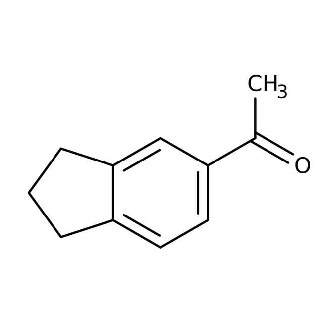 Alfa Aesar™5-Acetylindane, 97% 2.5g Alfa Aesar™5-Acetylindane, 97%