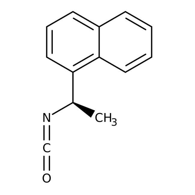 (R)-(-)-1-(1-Naphthyl)ethyl Isocyanate 90.0+%, TCI America™