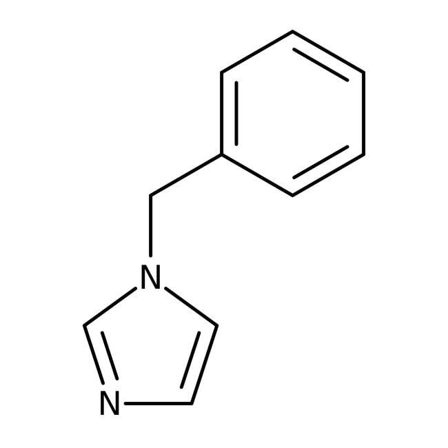 1-Benzylimidazol, 99%, ACROS Organics™ 25 g-Glasflasche 1-Benzylimidazol, 99%, ACROS Organics™