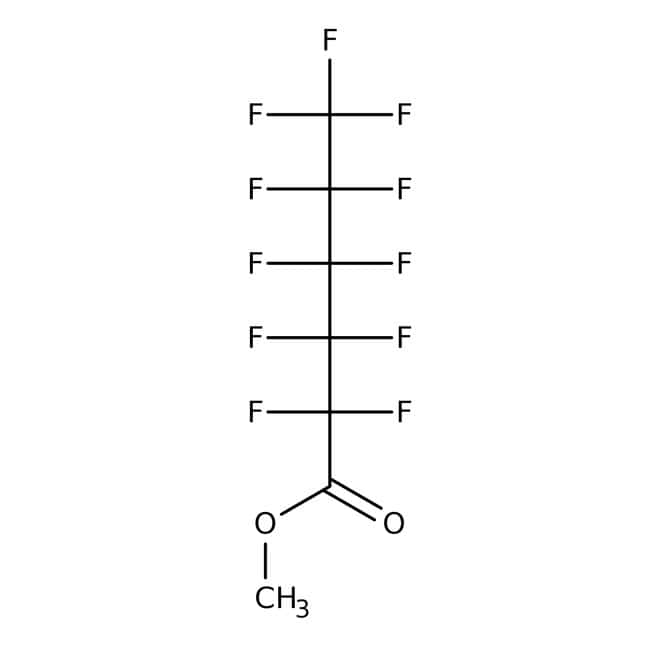 Methyl Undecafluorohexanoate 96.0 %, TCI America