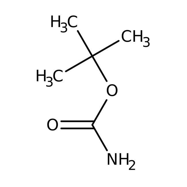 tert-Butyl carbamate, 98%, ACROS Organics