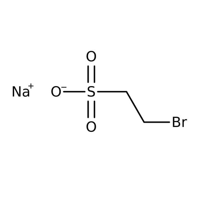 2-Bromoethanesulfonic acid, sodium salt, 98%, Acros Organics: Organosulfonic acids and derivatives Organic sulfonic acids and derivatives