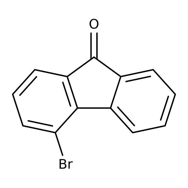 4-Bromo-9H-fluoren-9-one 98.0 %, TCI America