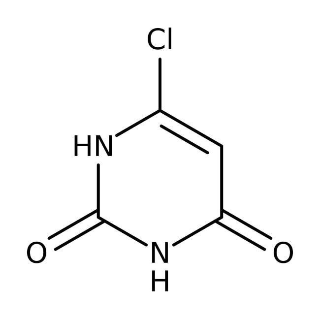 6-Chlorouracil, ACROS Organics™ 1g 6-Chlorouracil, ACROS Organics™