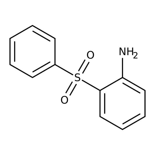2-(Phenylsulfonyl)aniline, 99%, ACROS Organics