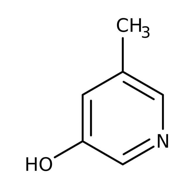 Alfa Aesar™3-Hydroxy-5-methylpyridine, 97% 250mg Alfa Aesar™3-Hydroxy-5-methylpyridine, 97%
