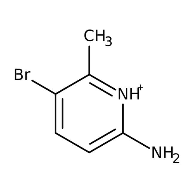 5-Bromo-6-methylpyridin-2-amine, 97%, Maybridge™ 100g 5-Bromo-6-methylpyridin-2-amine, 97%, Maybridge™