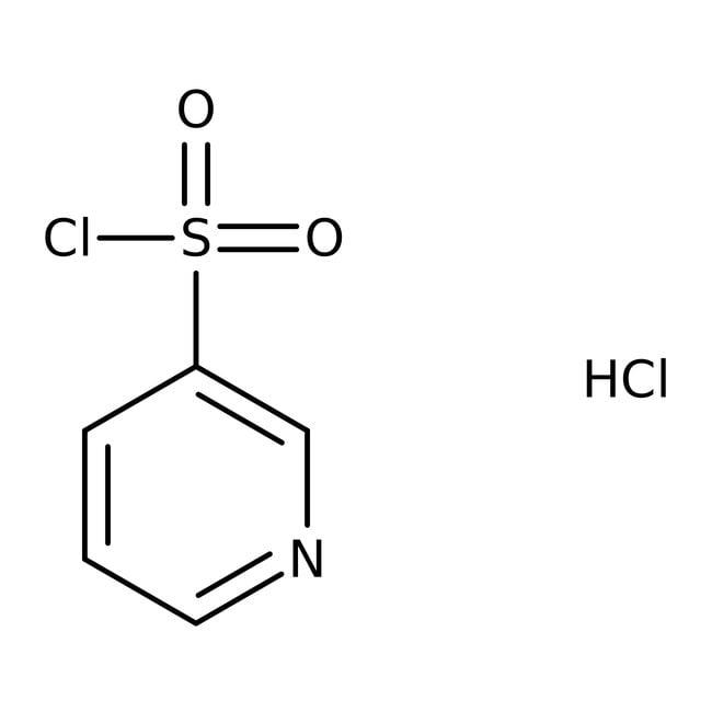 Pyridine-3-sulfonyl chloride hydrochloride, 95%, Acros Organics