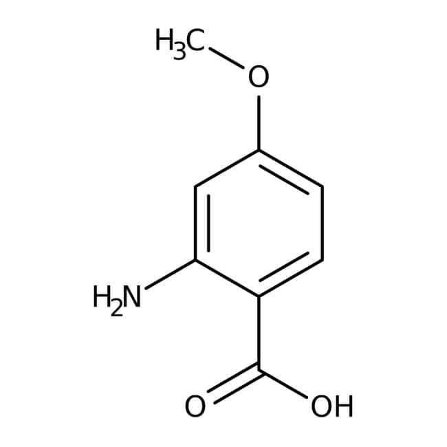 2-Amino-4-methoxybenzoic Acid 97.0 %, TCI America