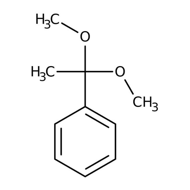 Alfa Aesar™ (1,1-Dimethoxyethyl)benzene, 97%
