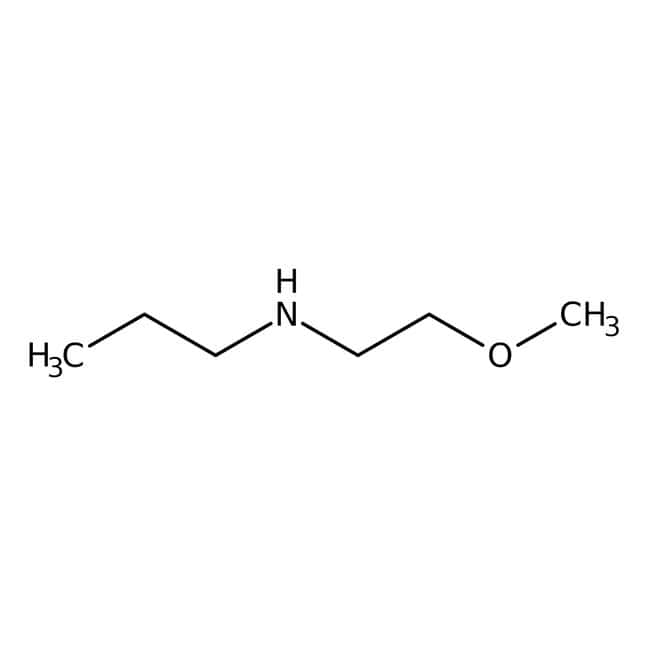 N-(2-Methoxyethyl)propylamine 98.0 %, TCI America