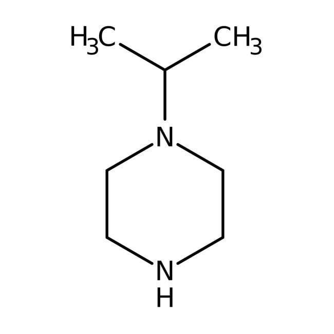 Alfa Aesar™1-Isopropylpiperazine, 98% 1g Alfa Aesar™1-Isopropylpiperazine, 98%