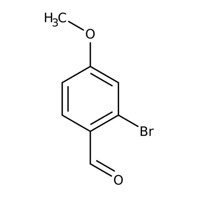 Alfa Aesar™2-Bromo-4-methoxybenzaldehyde, 98%