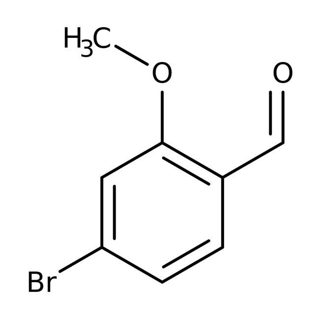 Alfa Aesar™4-Bromo-2-methoxybenzaldehyde, 97%