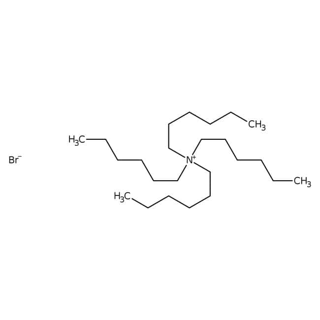 Tetrahexylammonium Bromide, 99%, ACROS Organics™: Quaternary ammonium salts Organonitrogen compounds