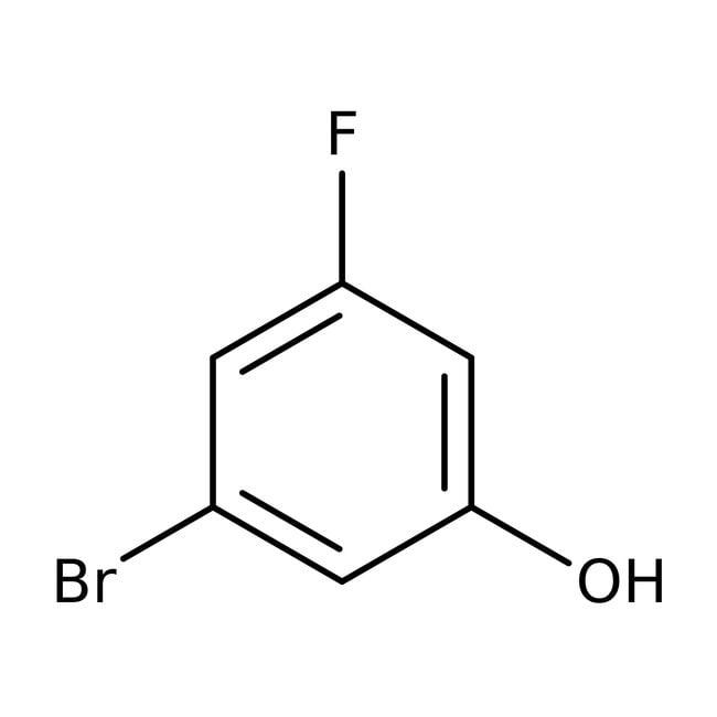 Alfa Aesar™3-Bromo-5-fluorophenol, 97%
