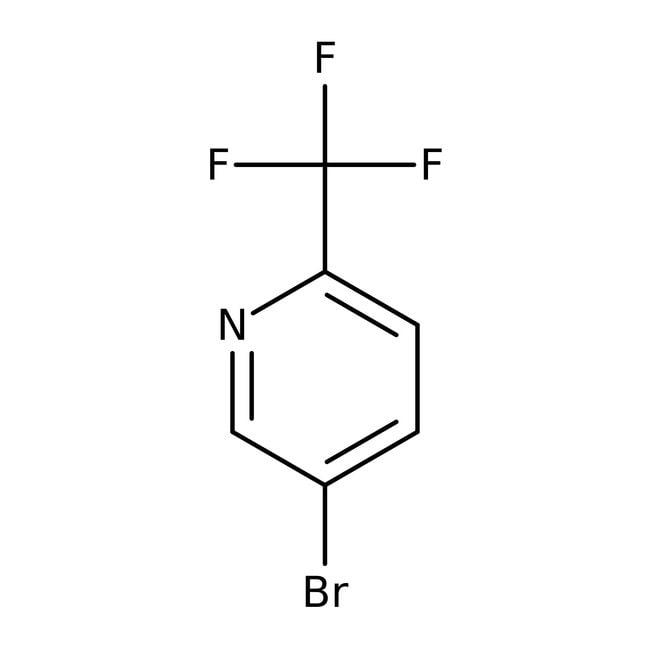 5-Bromo-2-(trifluoromethyl)pyridine, 97%, ACROS Organics™