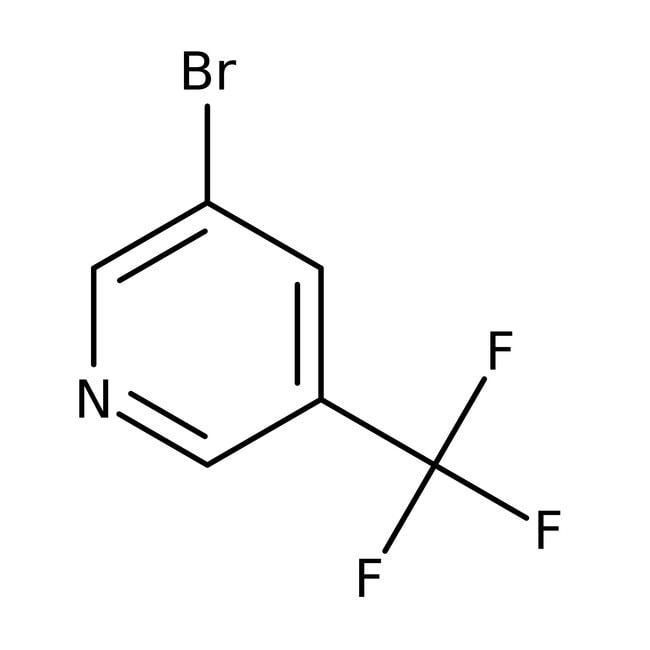 3-Bromo-5-(trifluoromethyl)pyridine, 97%, ACROS Organics™