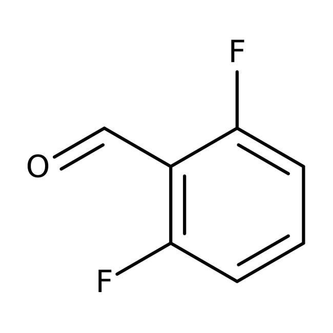 Alfa Aesar™2,6-Difluorobenzaldehyde, 97% 25g Alfa Aesar™2,6-Difluorobenzaldehyde, 97%