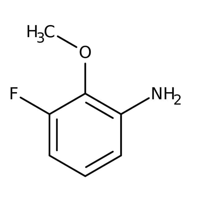3-Fluoro-2-methoxyaniline, 97%, Thermo Scientific™: Aniline and substituted anilines Benzene and substituted derivatives