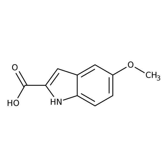 5-Methoxyindole-2-carboxylic acid, 99%, ACROS Organics™